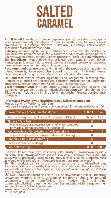 Allnutrition sauce 500ml   Odzywki.pl